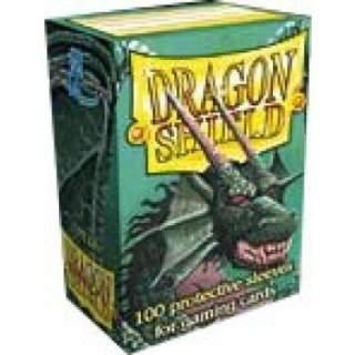 Koszulki Dragon Shield - 100 sztuk - Green