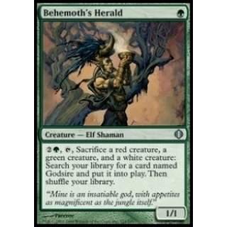 Behemoth's Herald
