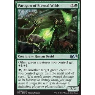 Paragon of Eternal Wilds - FOIL