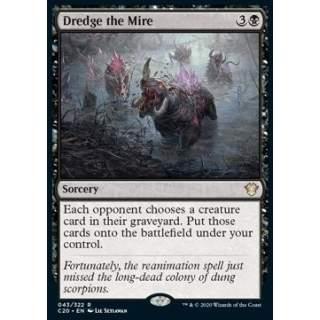 Dredge the Mire