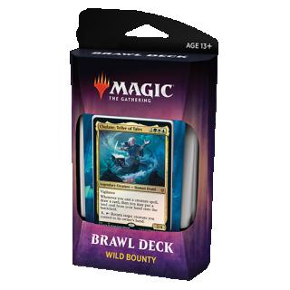 Throne of Eldraine: Brawl Deck - Wild Bounty