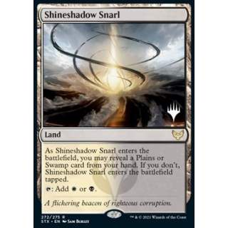 Shineshadow Snarl (V.2) - PROMO FOIL
