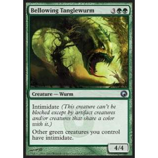 Bellowing Tanglewurm