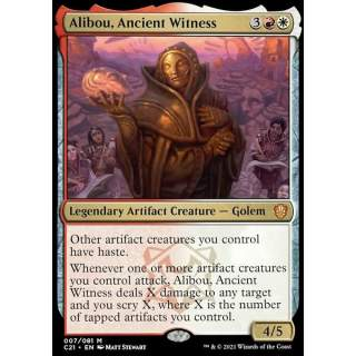 Alibou, Ancient Witness - PROMO