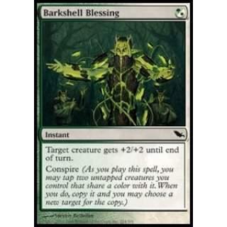 Barkshell Blessing
