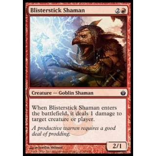 Blisterstick Shaman