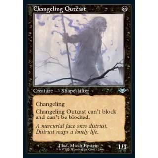 Changeling Outcast (V.1) - FOIL