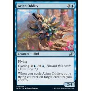 Avian Oddity - FOIL