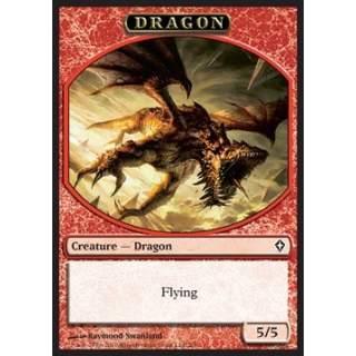 Dragon Token (Red 5/5)
