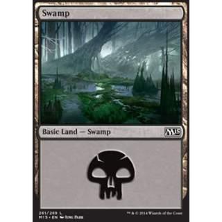 Swamp (V.4) - FOIL
