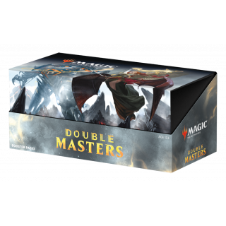 Double Masters: Booster Box