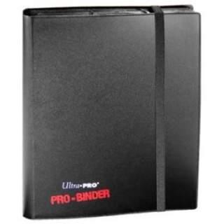 Album na karty - UP - 9-Pocket Pro-Binder Black