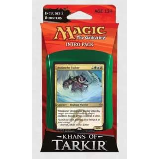 Khans of Tarkir Intro Pack - Temur