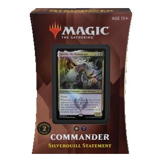 Commander 2021: Silverquill Statement