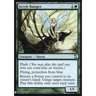 Scryb Ranger - FOIL