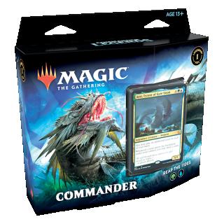 Commander Legends: Commander deck - Reap The Tides