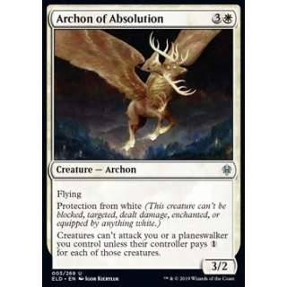Archon of Absolution - FOIL