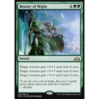 Bounty of Might