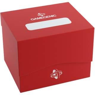 Gamegenic: Deck Box 100+ XL - Red