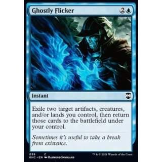 Ghostly Flicker