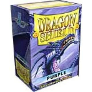 Koszulki Dragon Shield - 100 sztuk - Purple