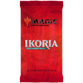 Ikoria Lair of Behemoths: Booster