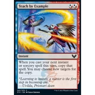 Teach by Example - FOIL