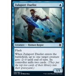 Zulaport Duelist