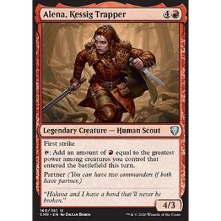 Alena, Kessig Trapper