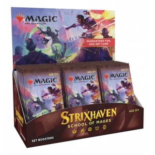 Strixhaven: School of Mages - Set Boosters Box