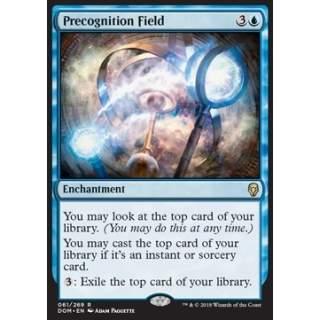 Precognition Field - FOIL