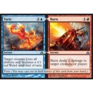 Turn // Burn