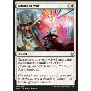 Adamant Will - FOIL
