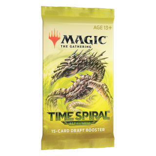 Time Spiral Remastered: Draft Booster