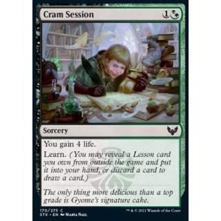 Cram Session - FOIL