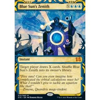 Blue Sun's Zenith (V.1) - FOIL