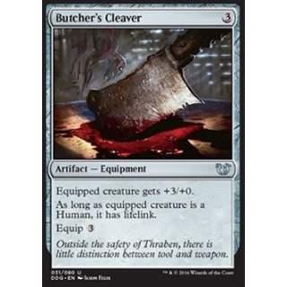 Butcher's Cleaver