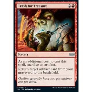 Trash for Treasure - FOIL