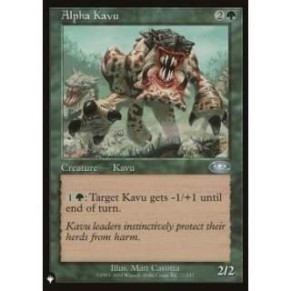 Alpha Kavu