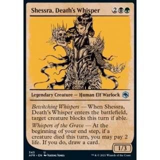 Shessra, Death's Whisper - PROMO