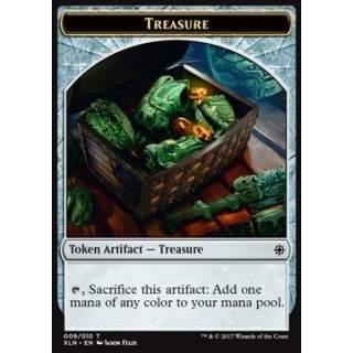 Treasure Token (Version 3)