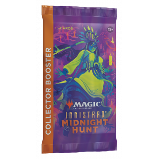 Innistrad: Midnight Hunt - Collector Booster - Przedsprzedaż