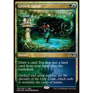 Growth Spiral - FOIL