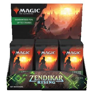 Zendikar Rising: Set Booster Box