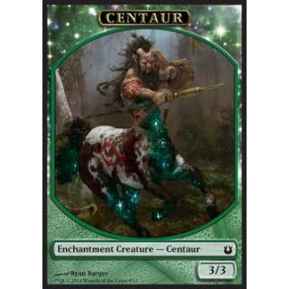 Centaur Token (Green 3/3 Enchantment)