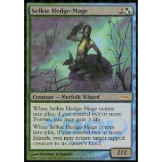 Selkie Hedge-Mage - FOIL