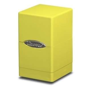 UP - Deck Box - Satin Tower - Yellow