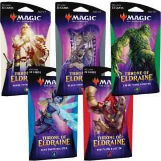 Throne of Eldraine: Theme Booster