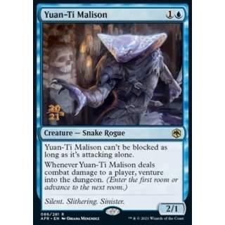 Yuan-Ti Malison (V.1) - PROMO FOIL