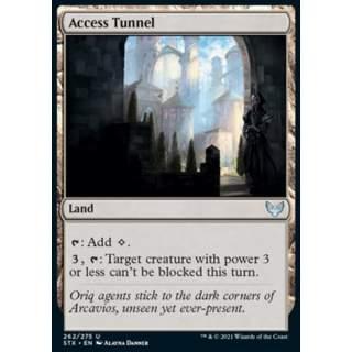 Access Tunnel - FOIL